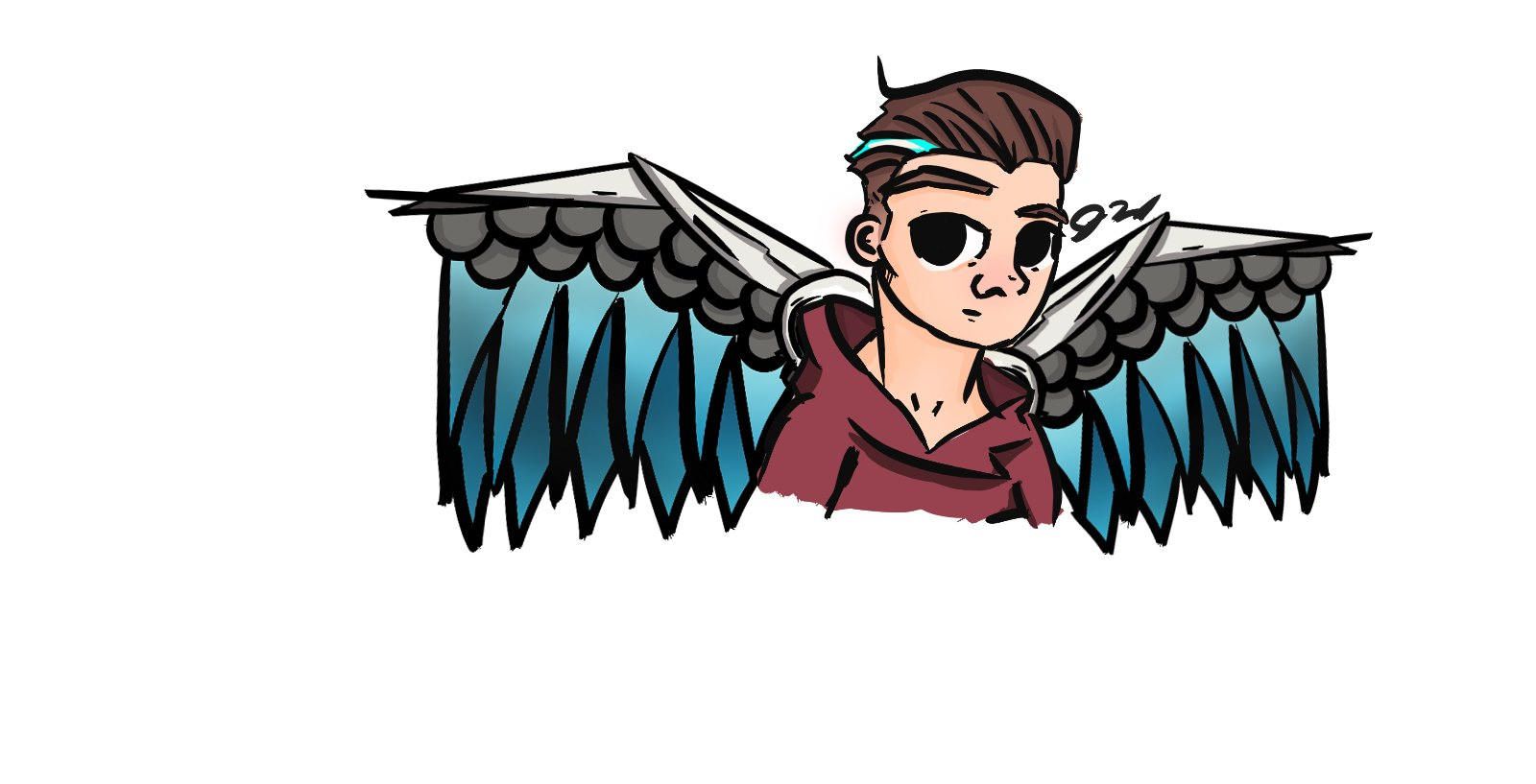 The Boy And The Wings