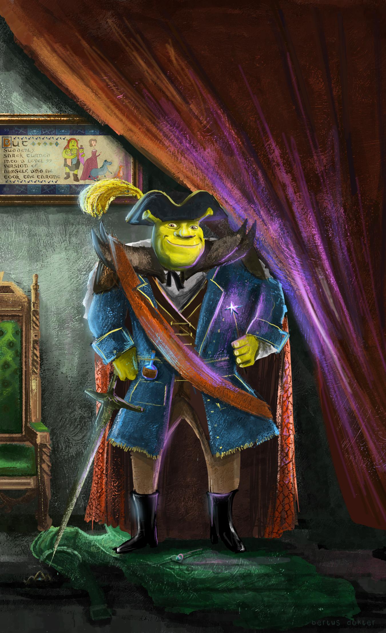 Alternative Shrek