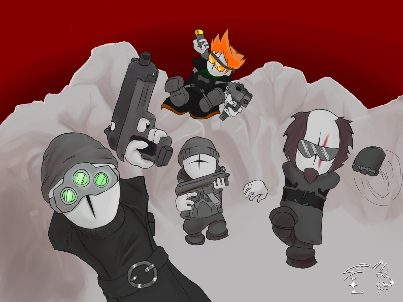 Ryder Revenge