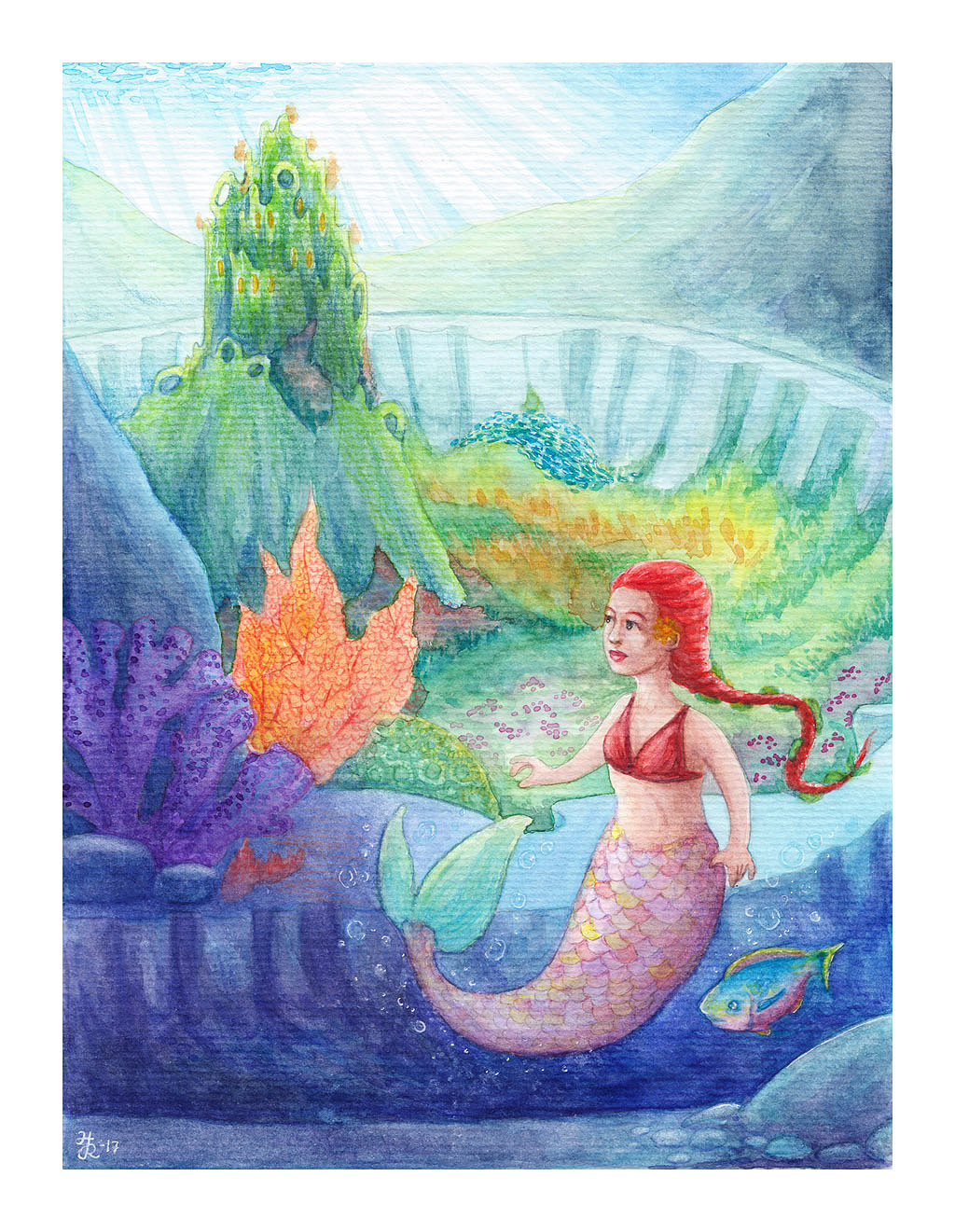 A Little Mermaid