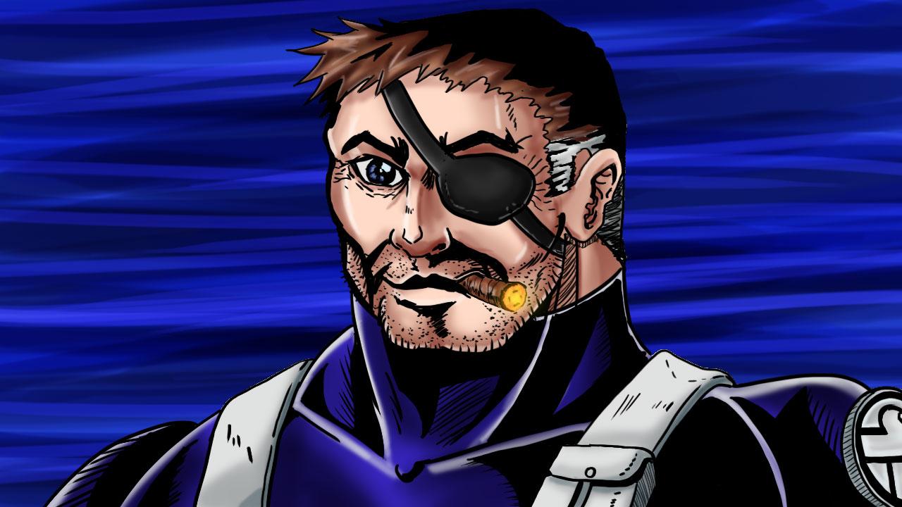 Nick Fury, Agent of Shield