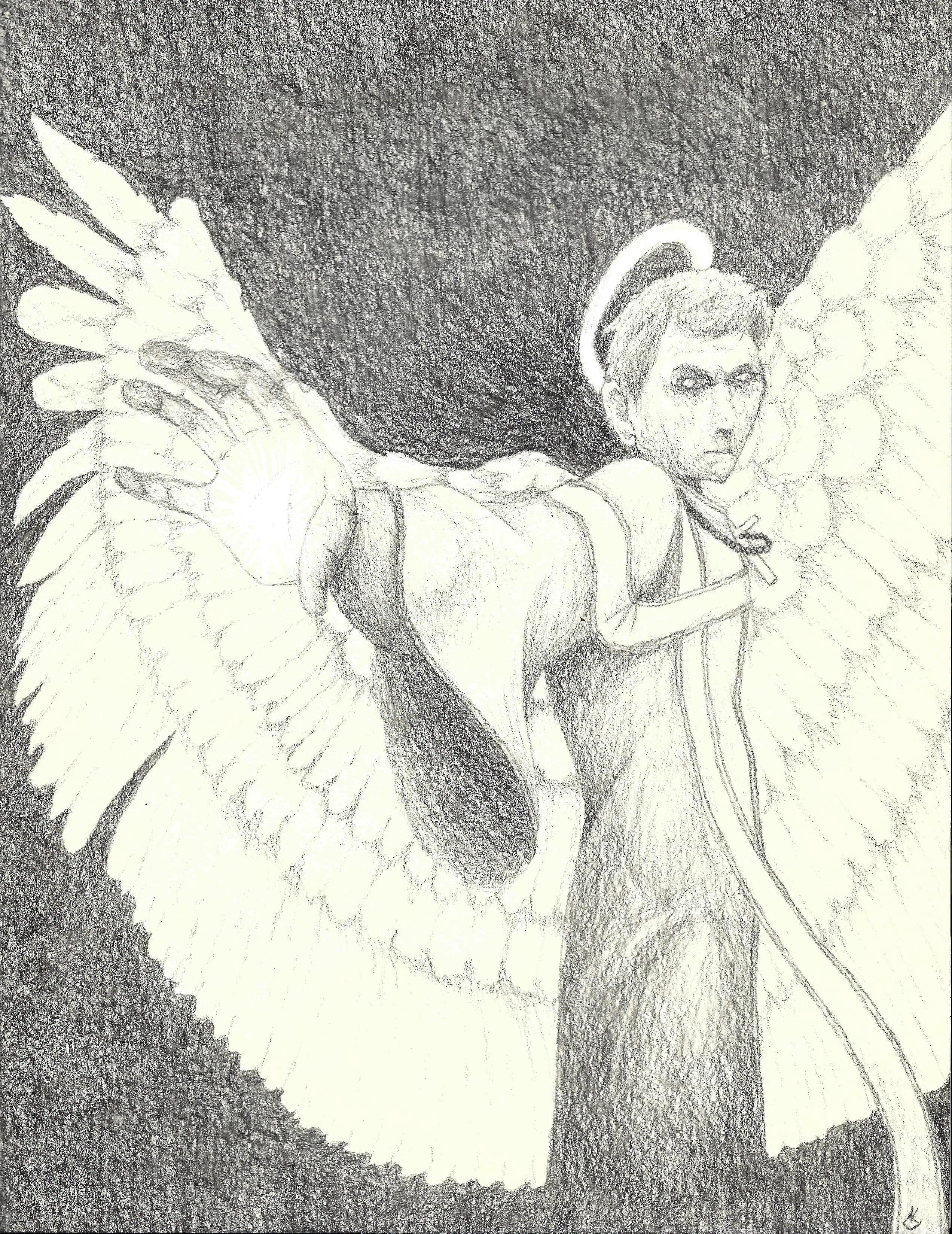 SPN Archangel Lucifer