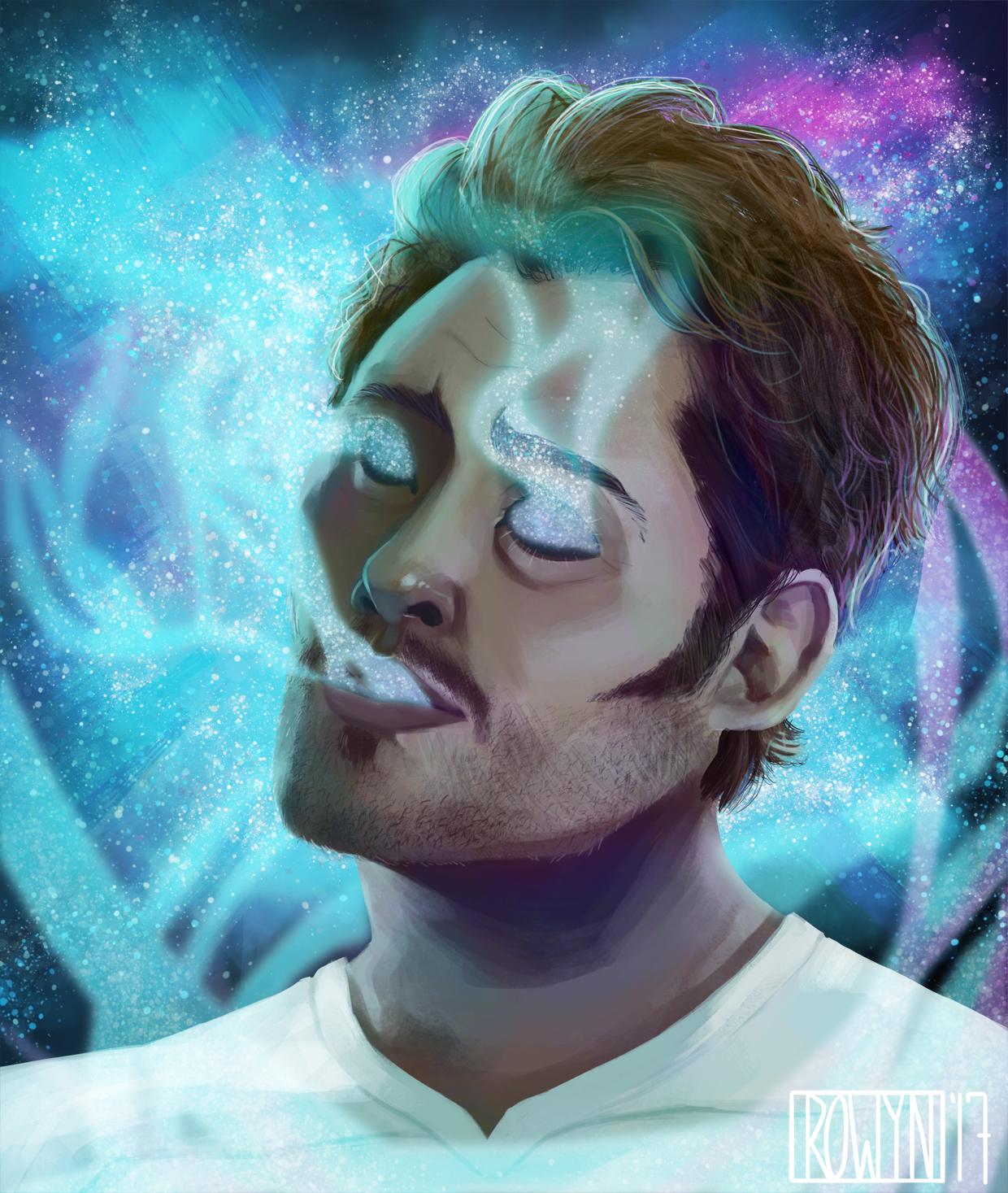 GotG Vol2: Galaxy Eyes