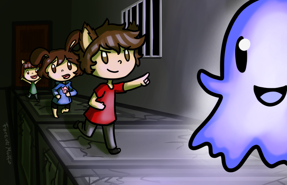 Ghost Chase! Thumbnail