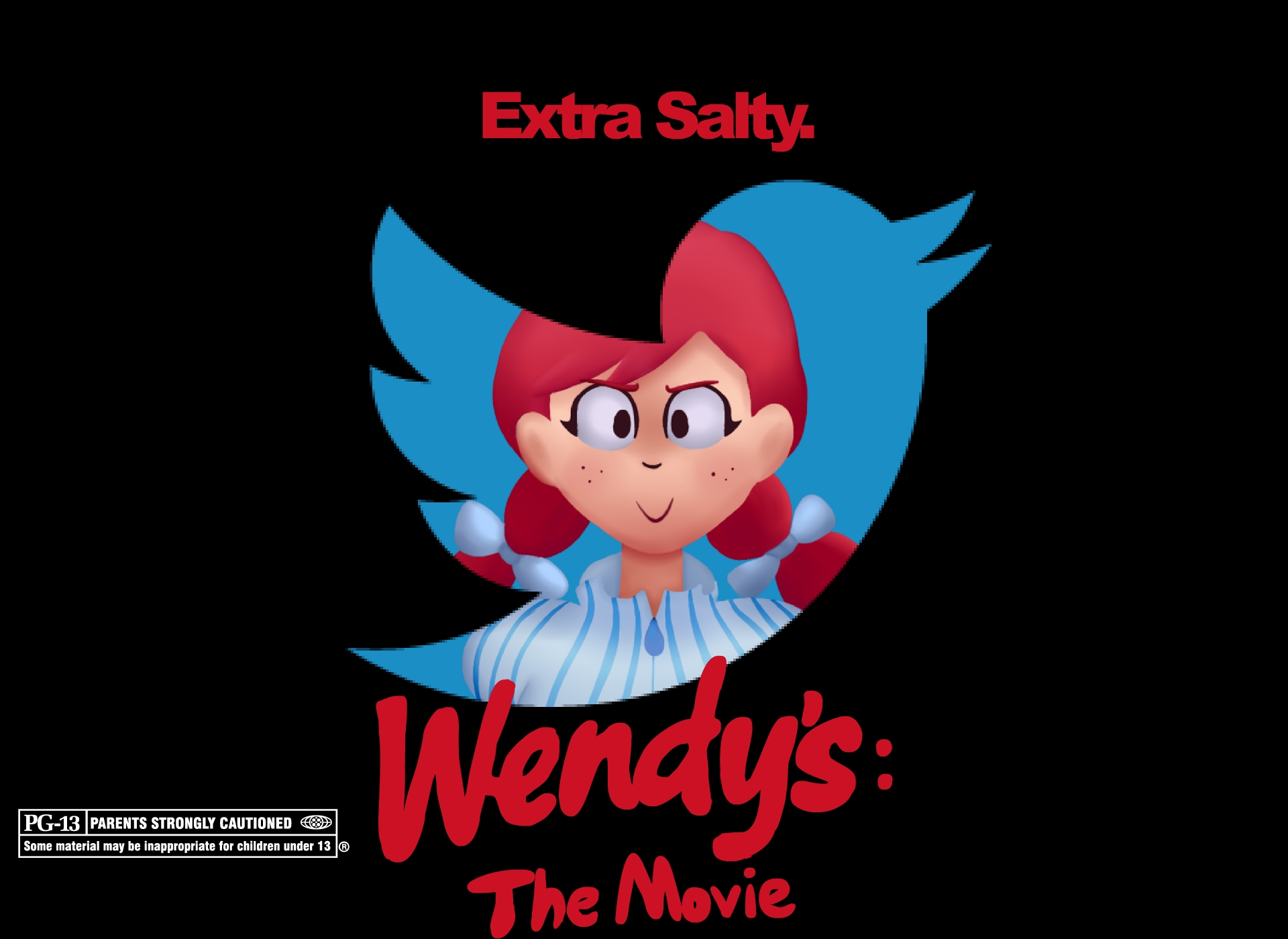 Wendy's: The Movie (Fake Poster)