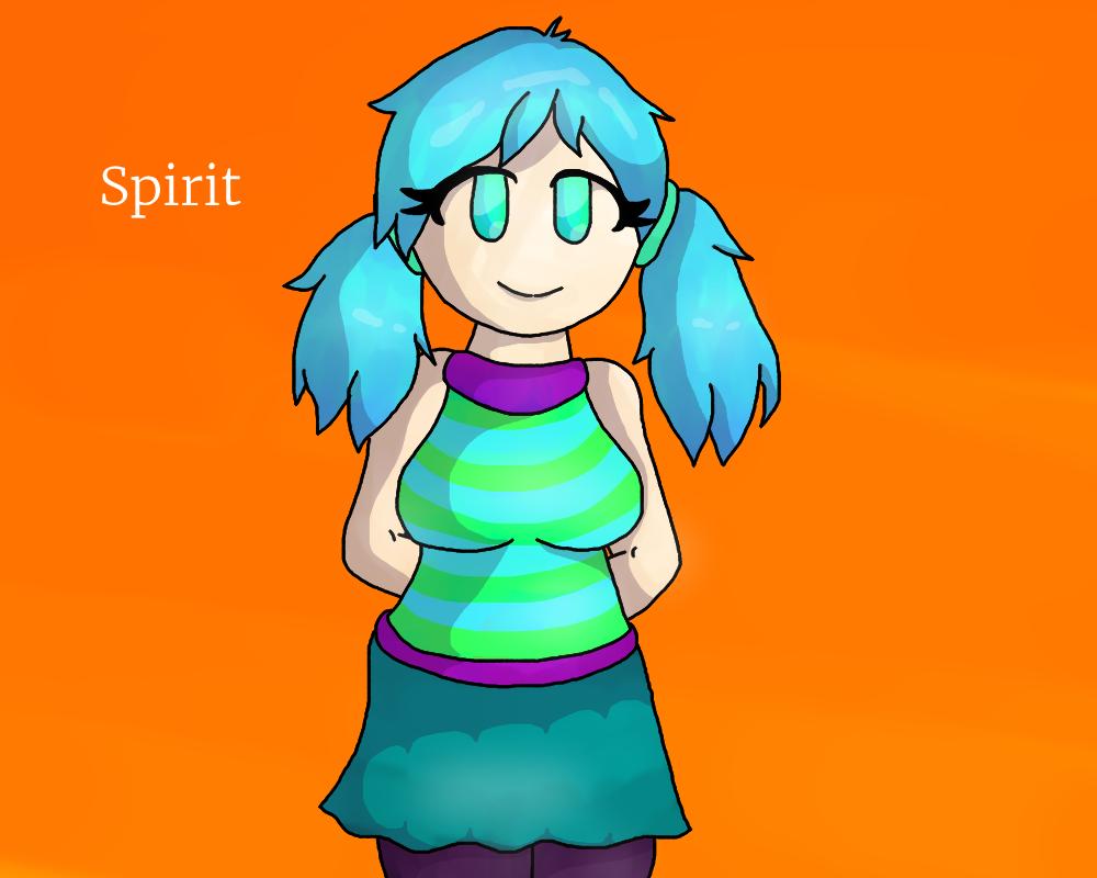 Spirit (OC)
