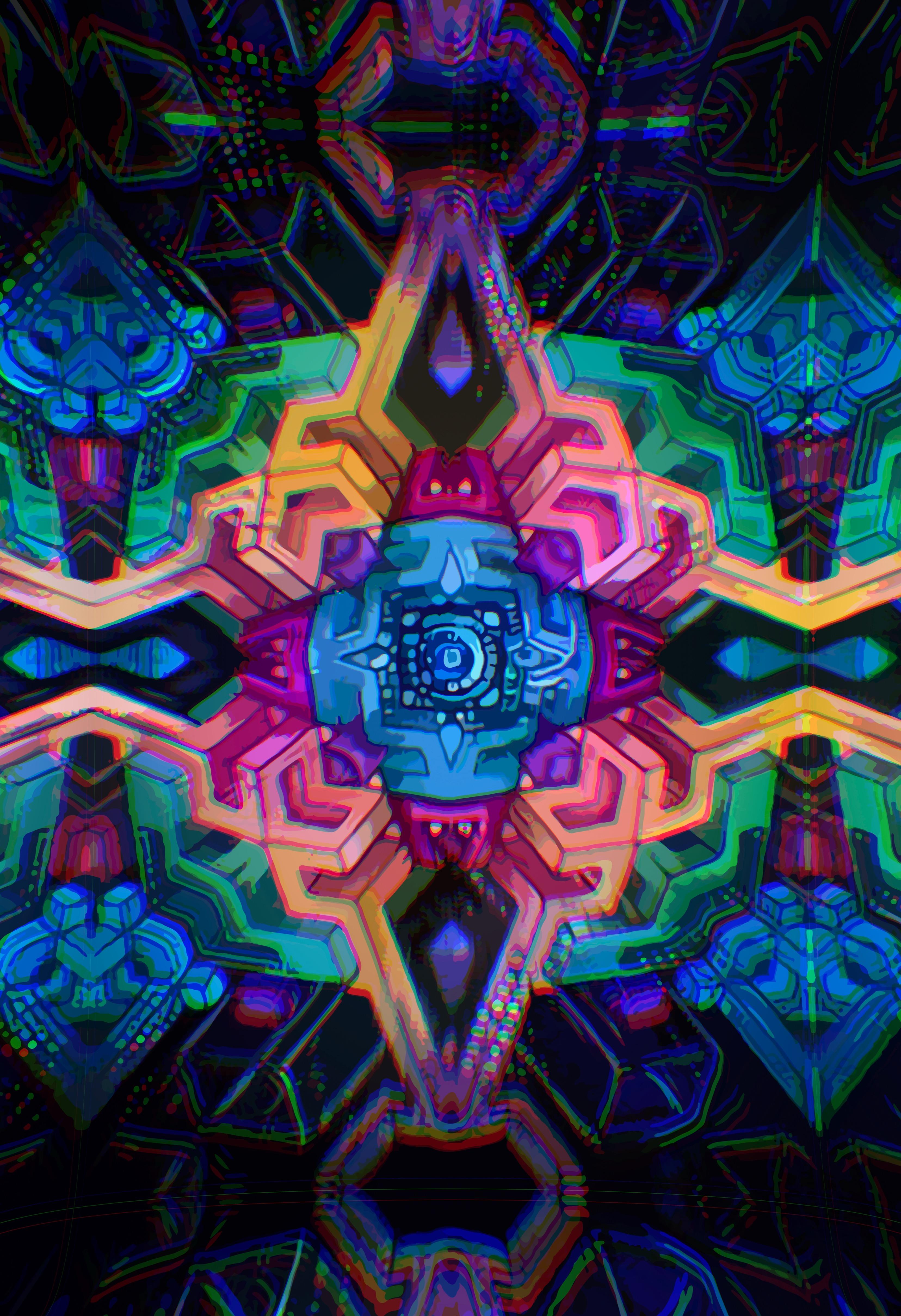 Halls of Dimension