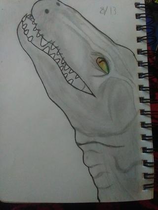 Crocosaurus Rex