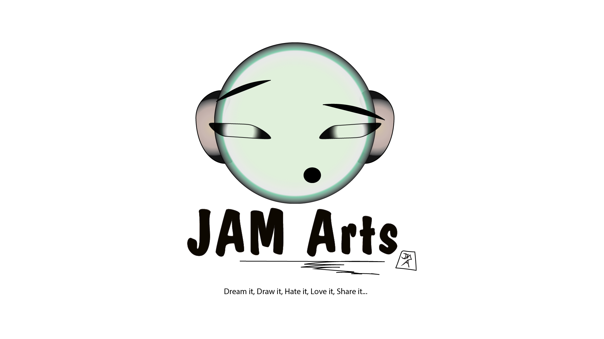 Jam Arts Logo