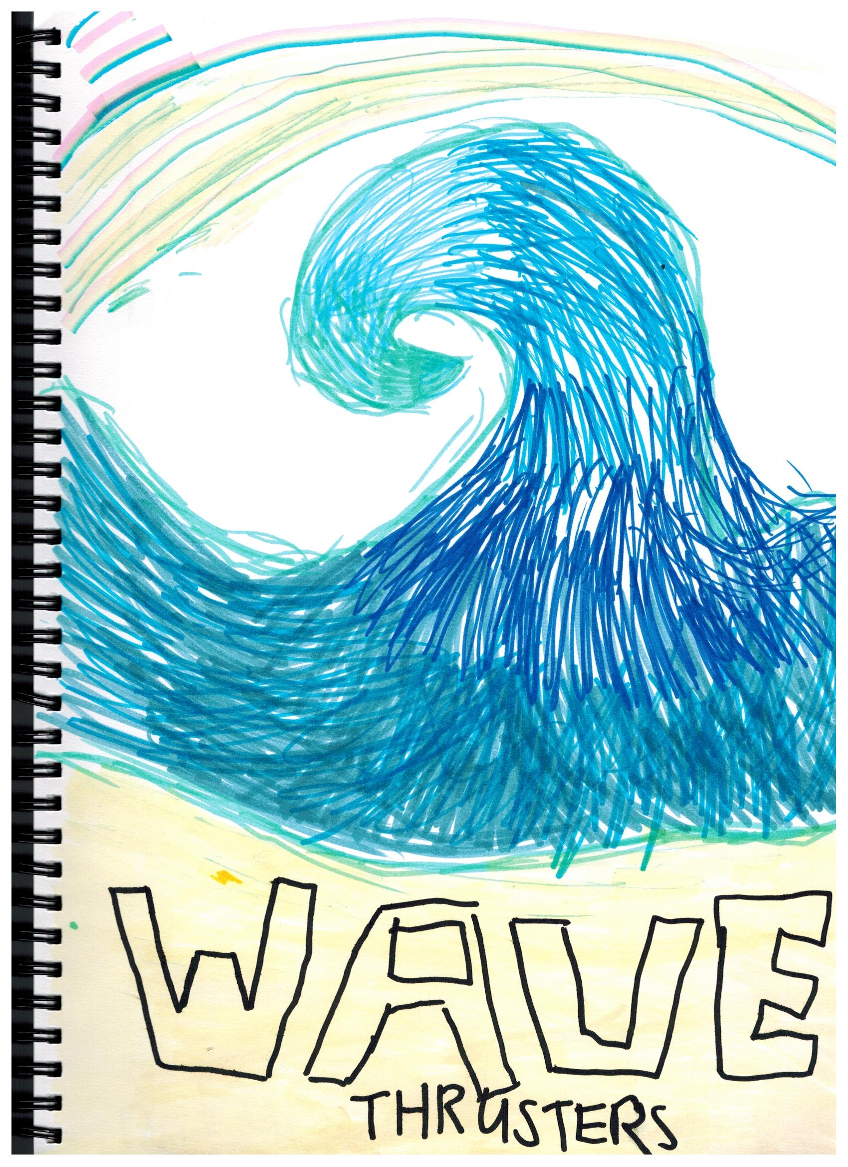 Wave Thrusters