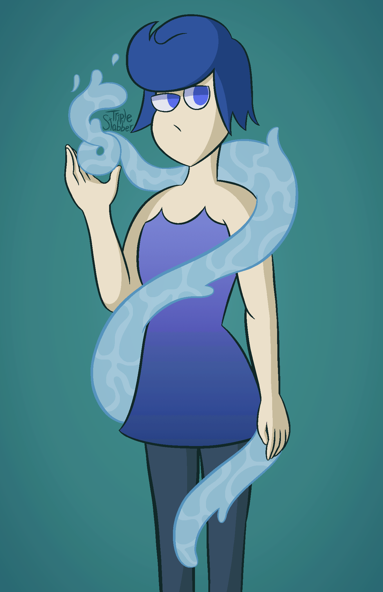 Water Humanized