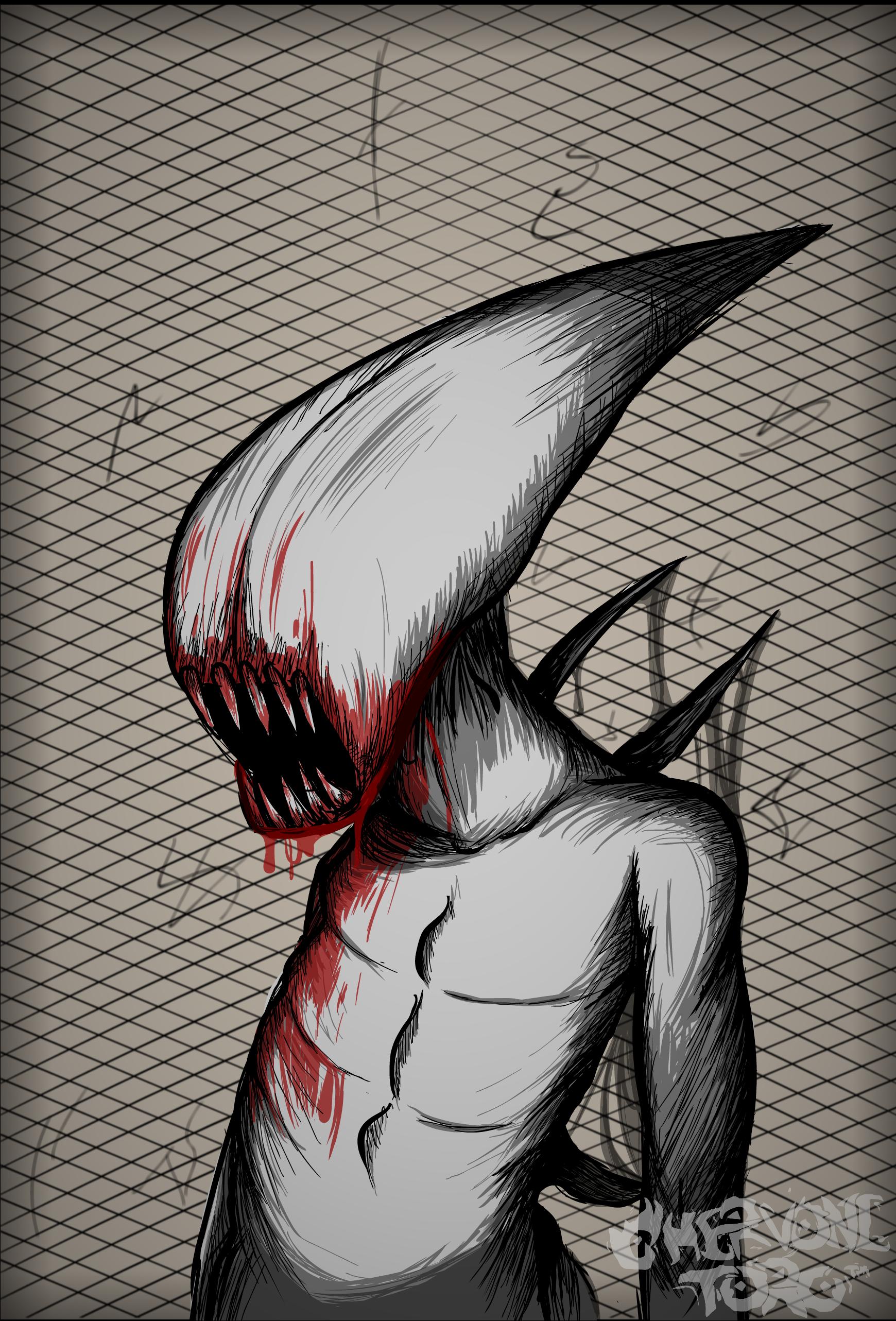 Alien: Covenant Neomorph fan art 2