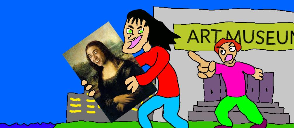 art thife