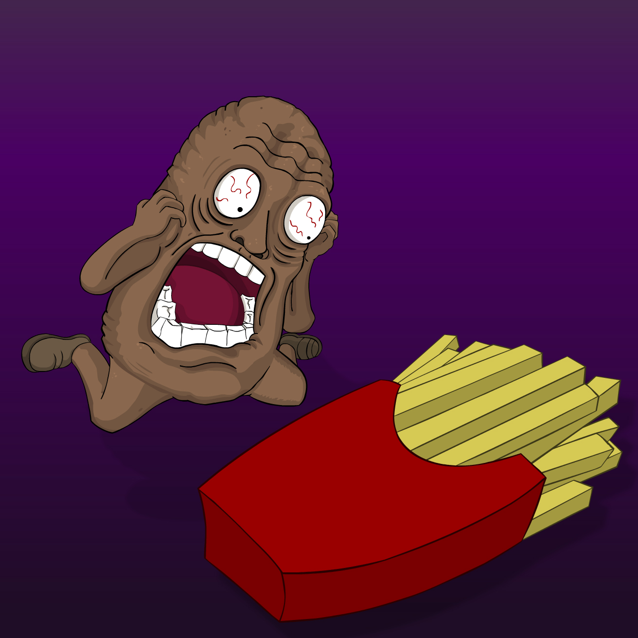 Tragic Potato