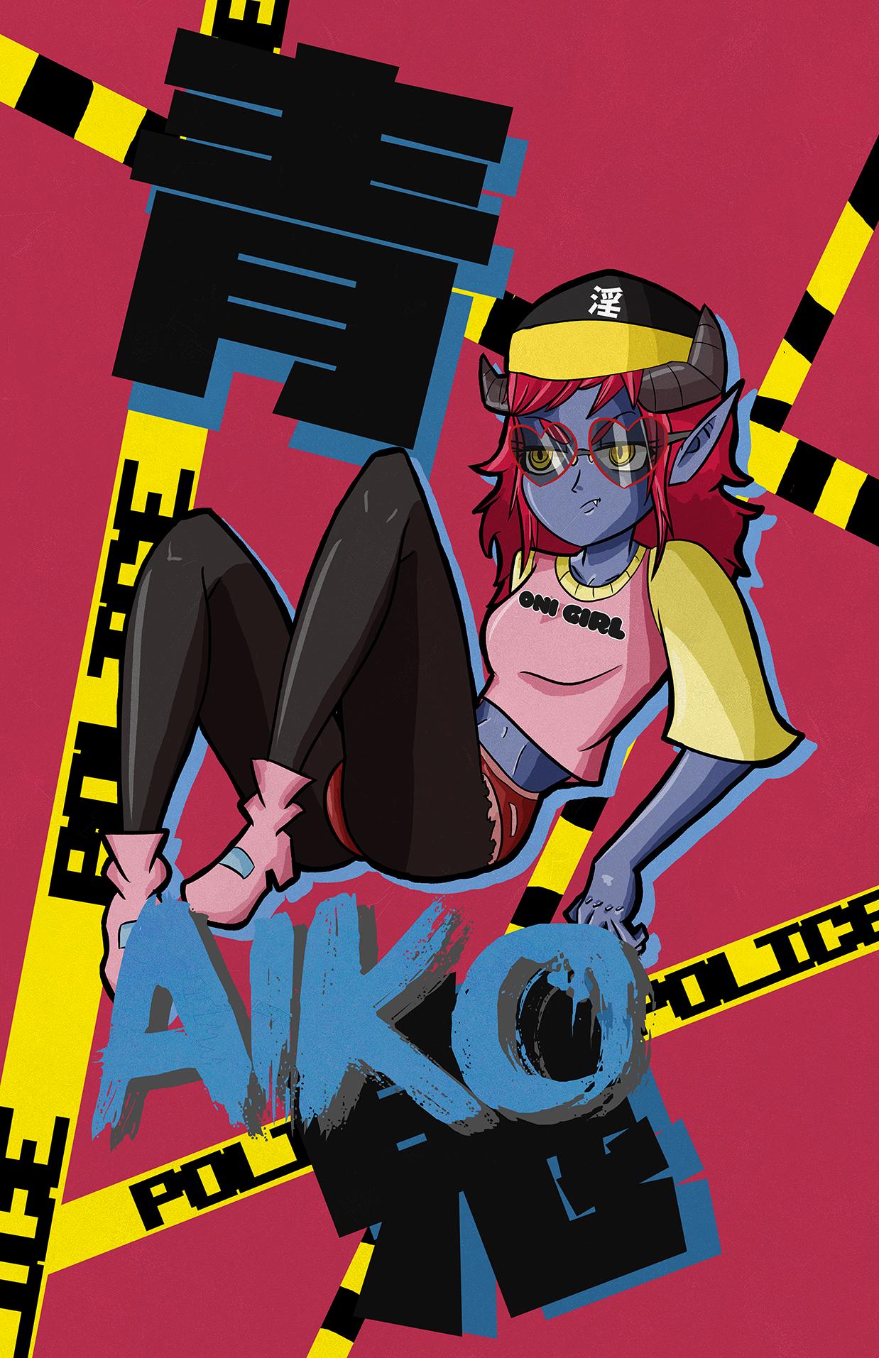 AIKO pin up