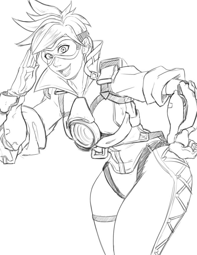 Tracer Sketch