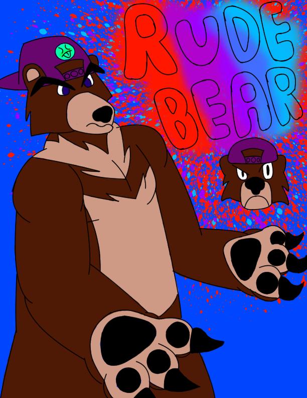 Rude Bear entry