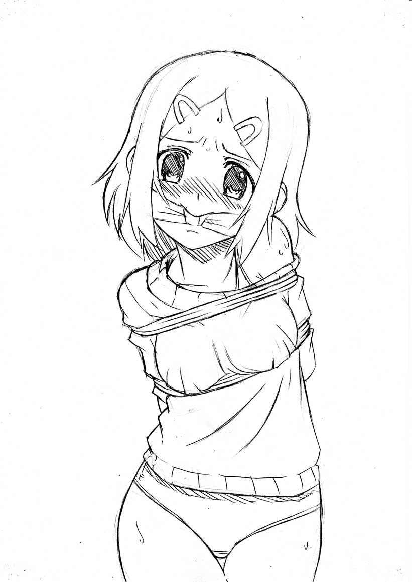 Lucy Tied Up