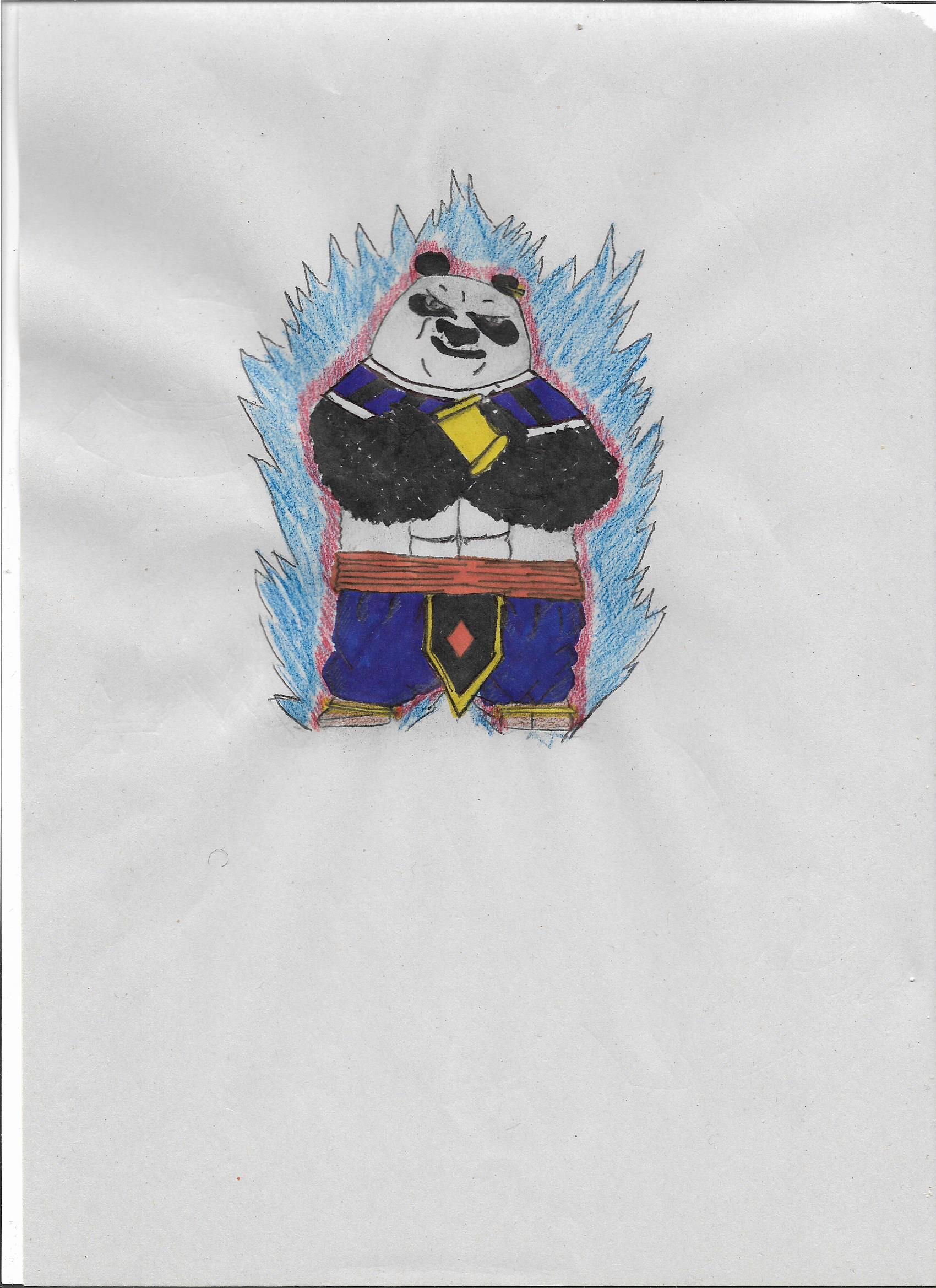 God of Destruction Po (Lord Po)