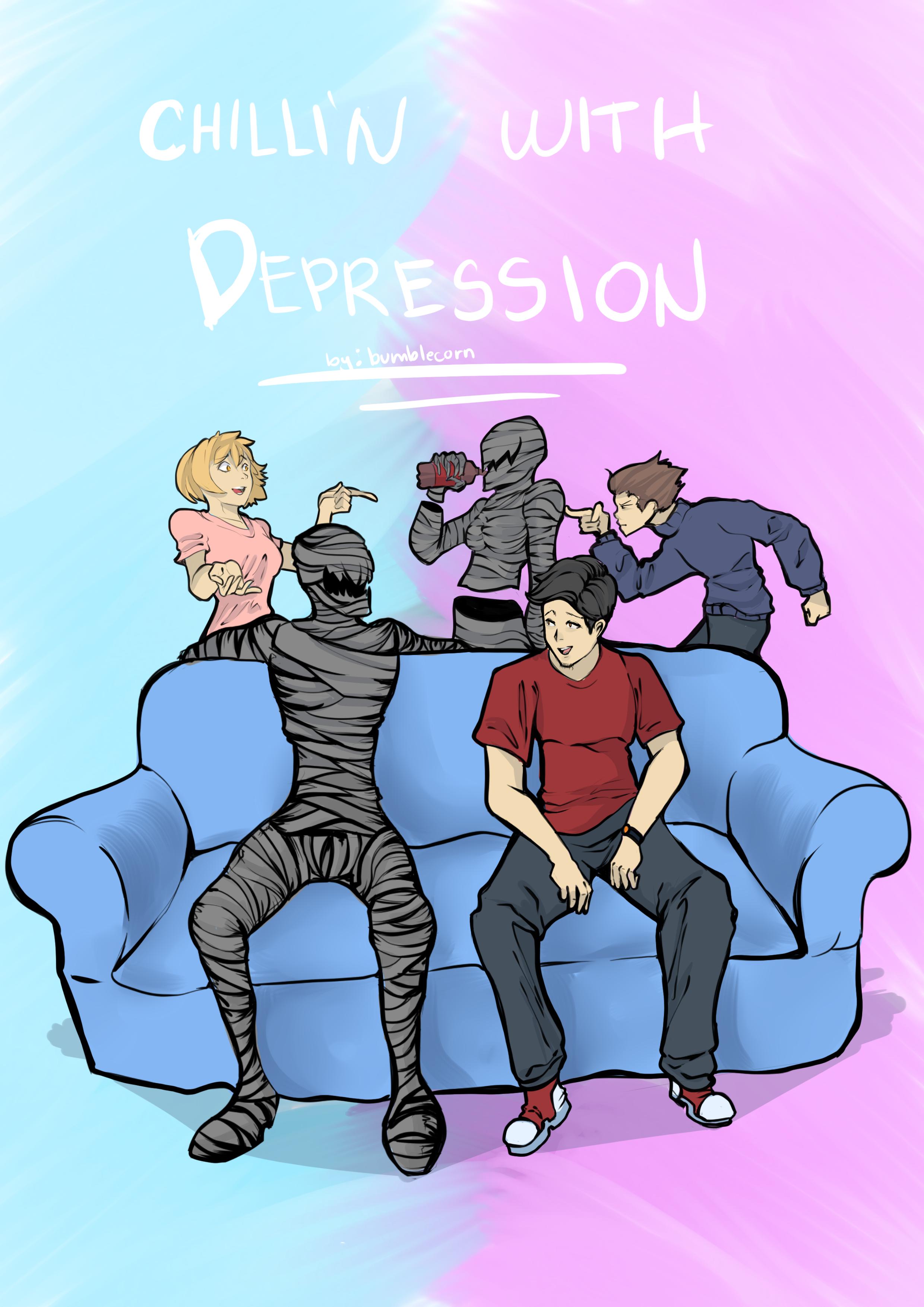 Chillin with Depression