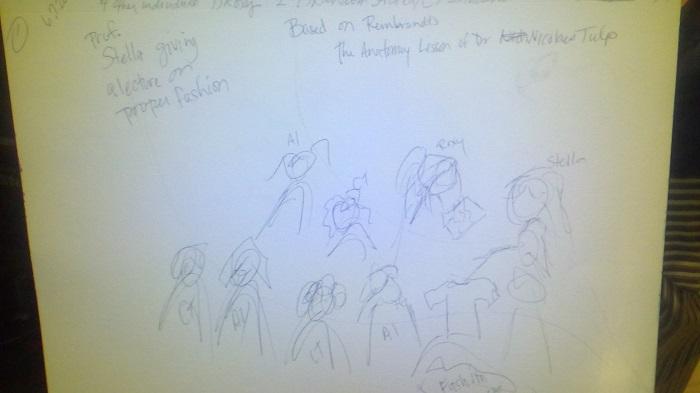 WIP Sketch 2