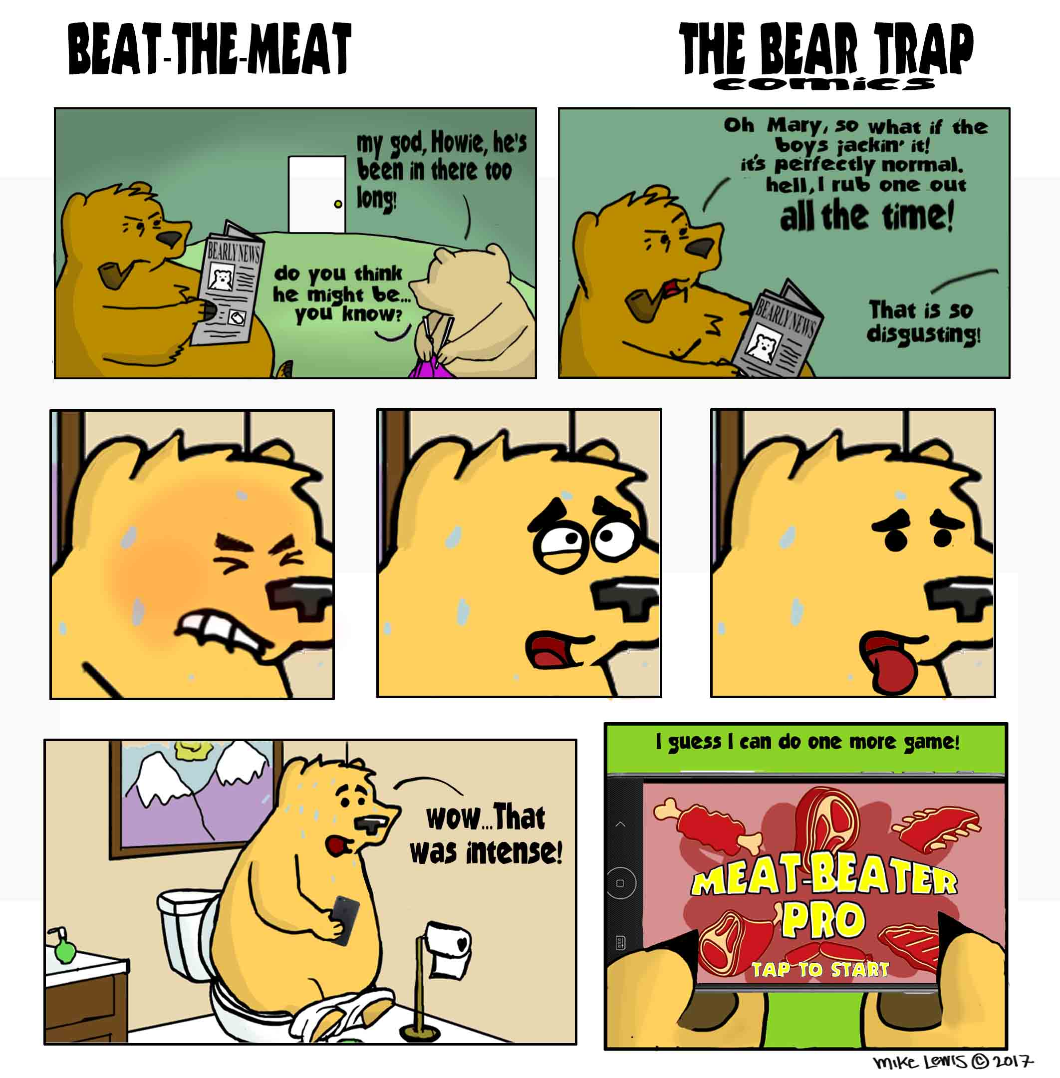 Beat-the-meat