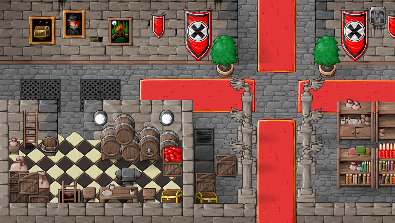 Fortress Interior