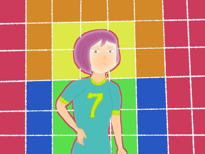 Colorful Attitude