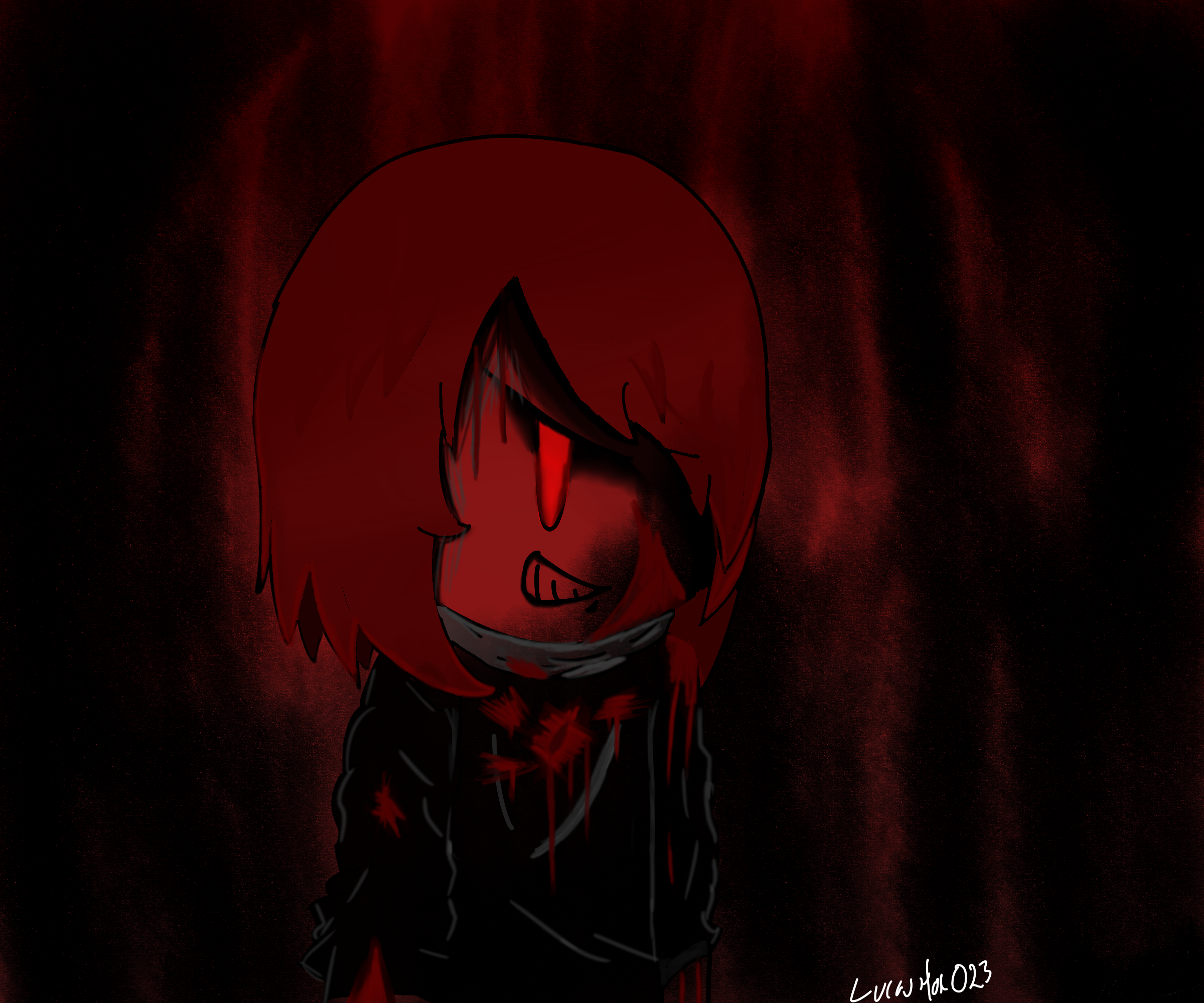 Hiya of The Dark