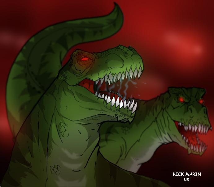 T-Rexs