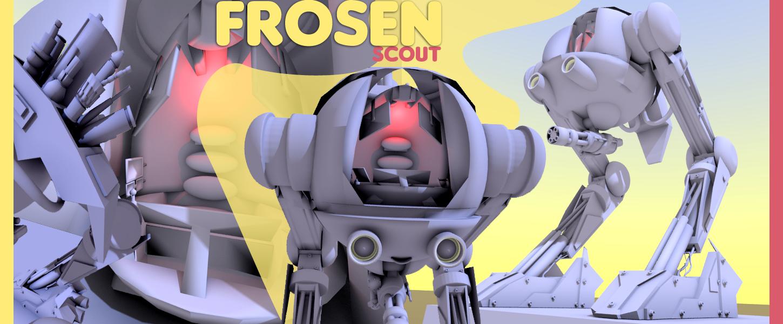 HKSM Frozen Scout