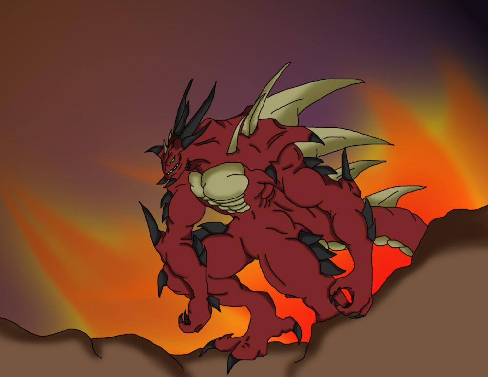 Grand Demon