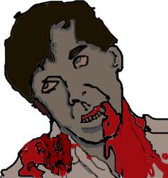 Dawn of the dead zombie