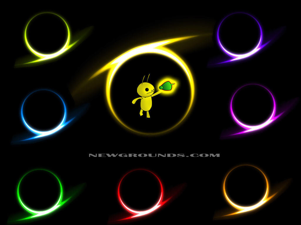 Color's of Newgrounds