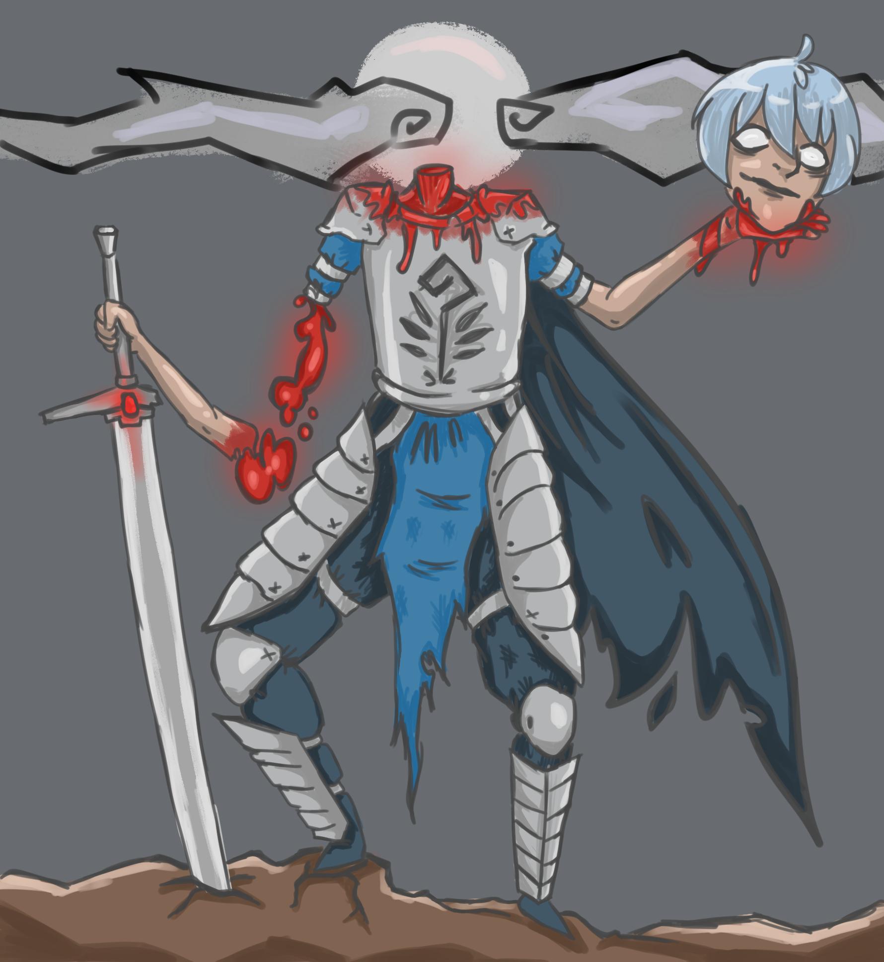 Severed Knight