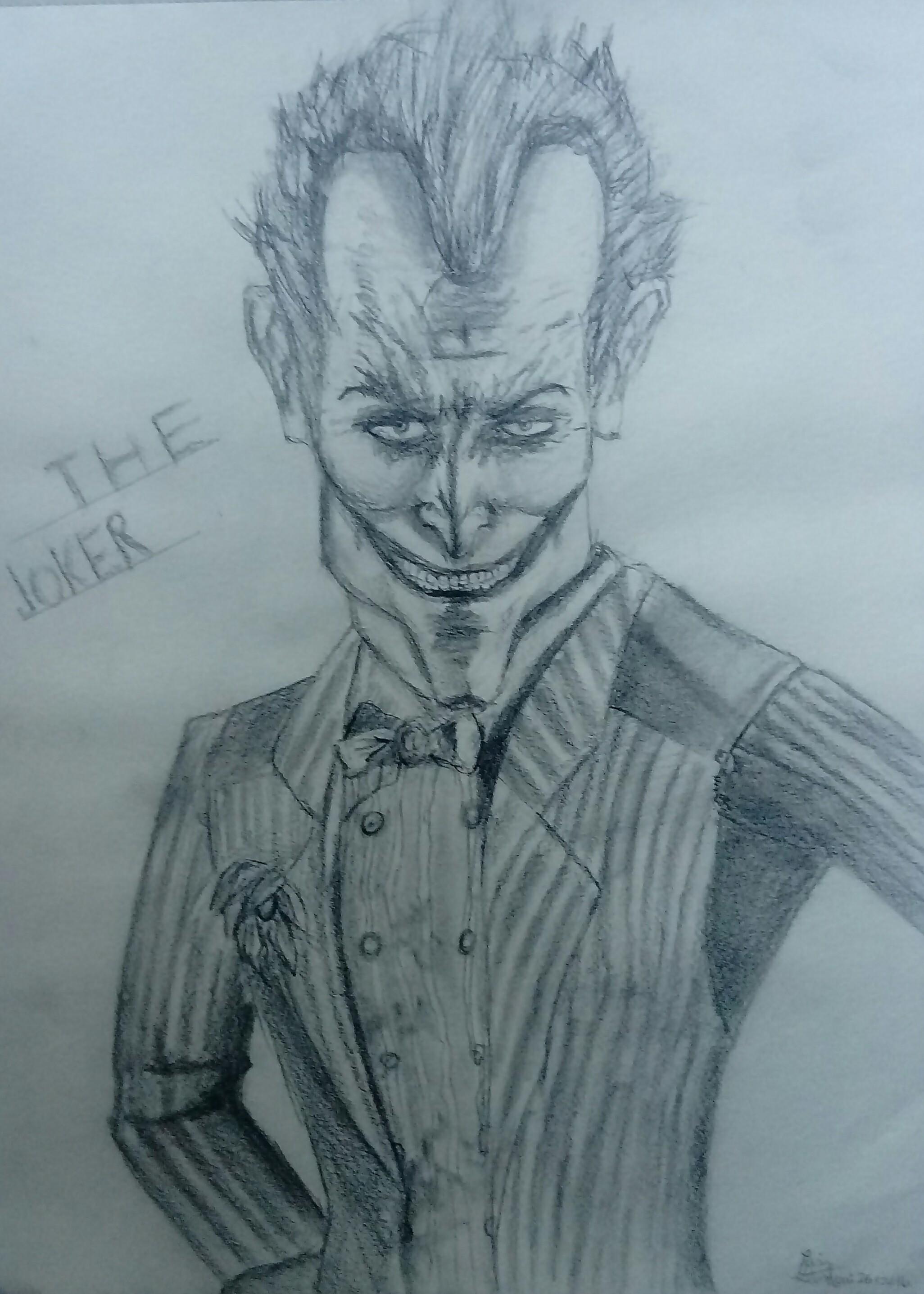 The Joker Batman Arkham City