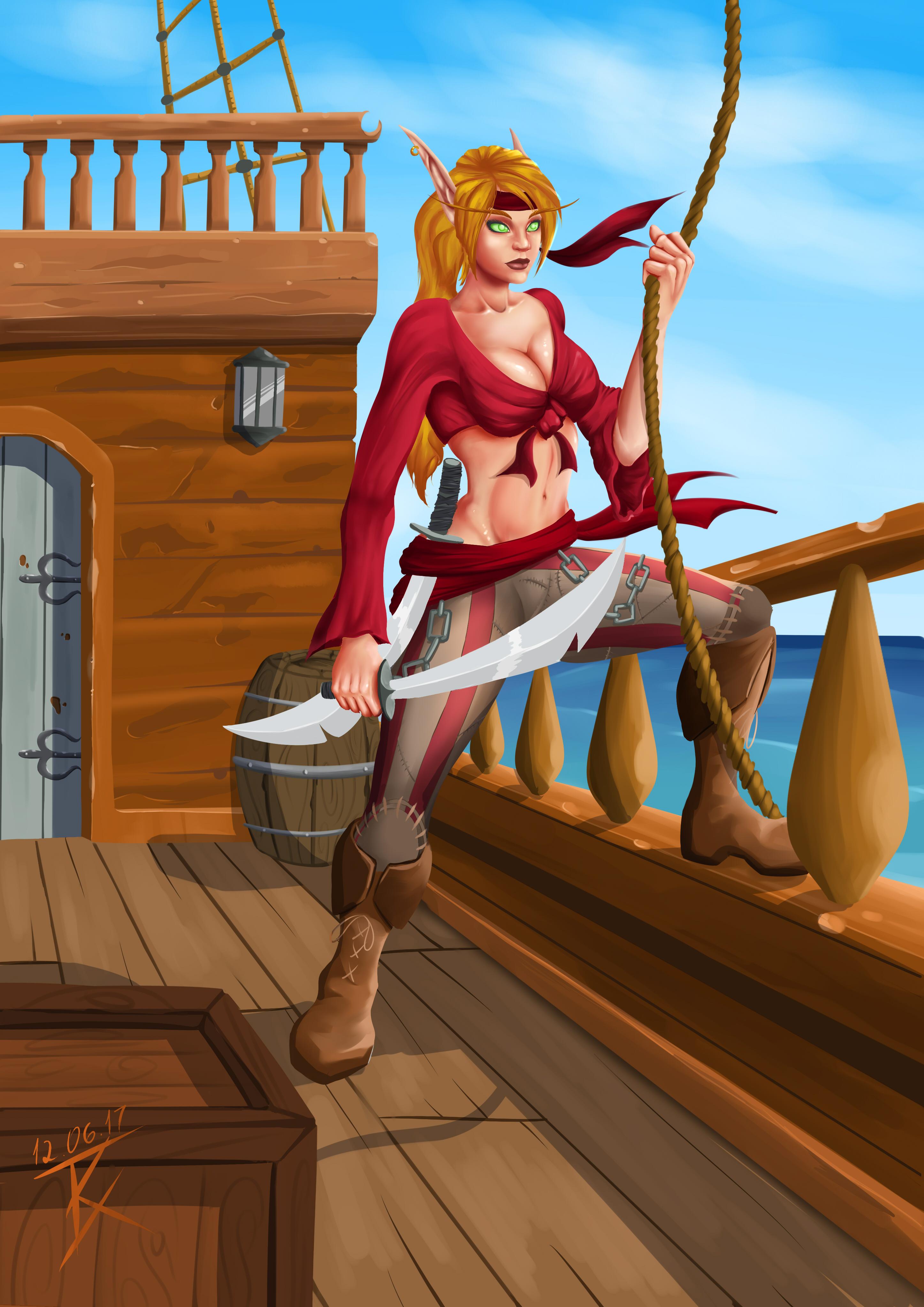 Pirate Shalis