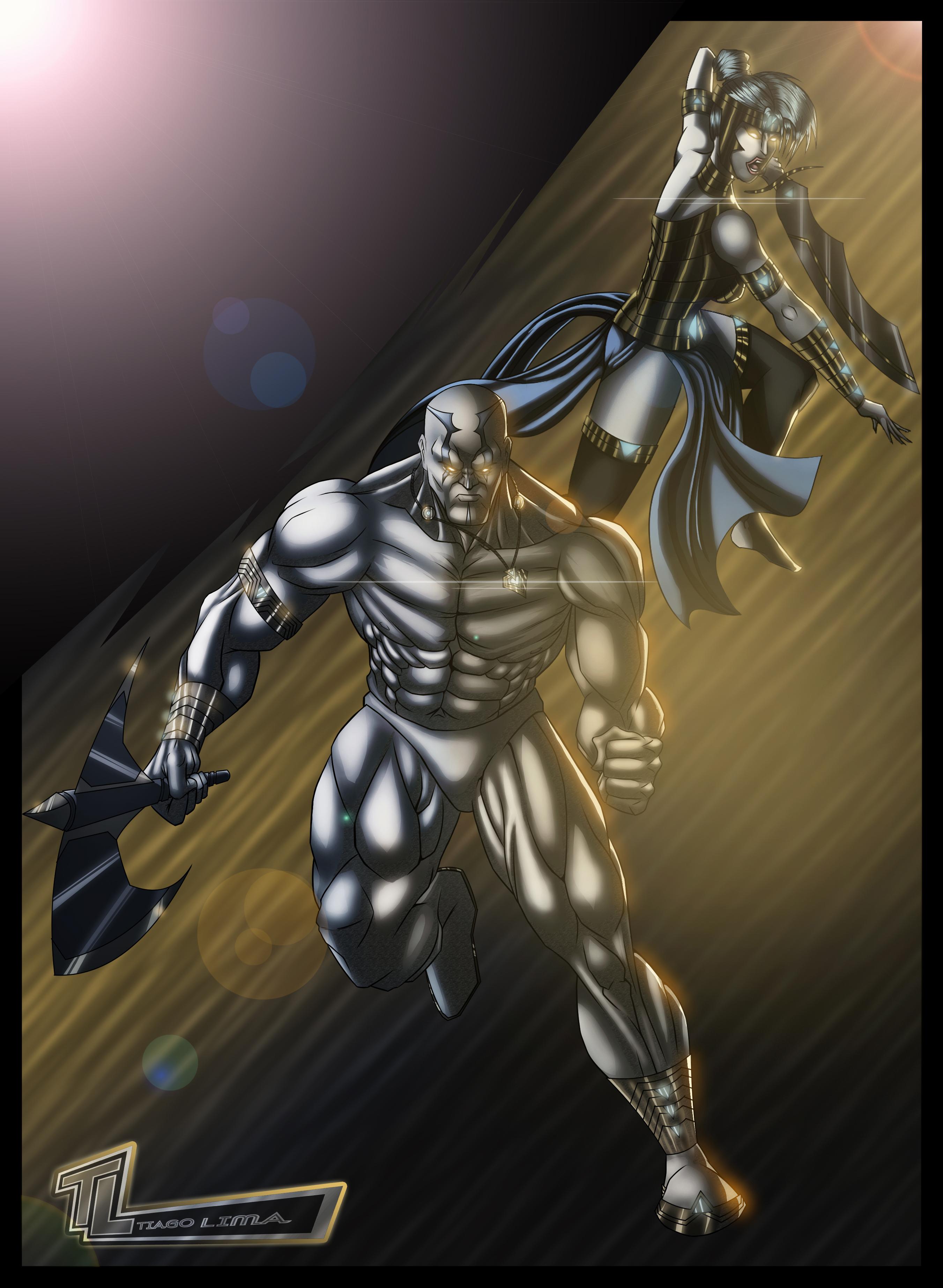 Godly Titans