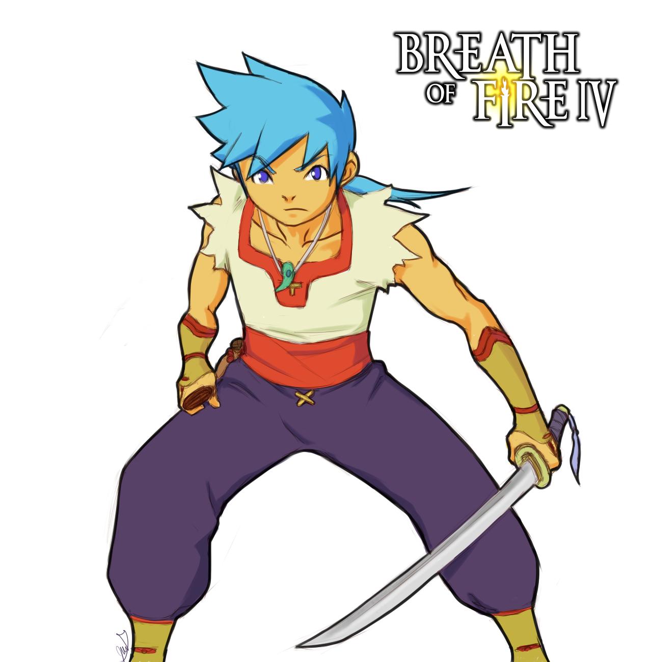 BoF IV- Ryu