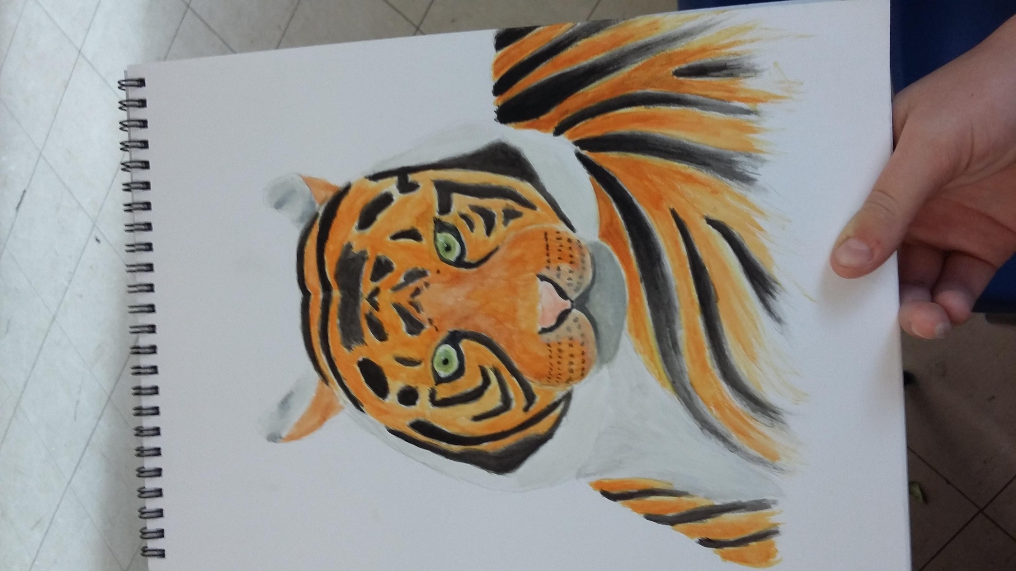 Tiger version 2