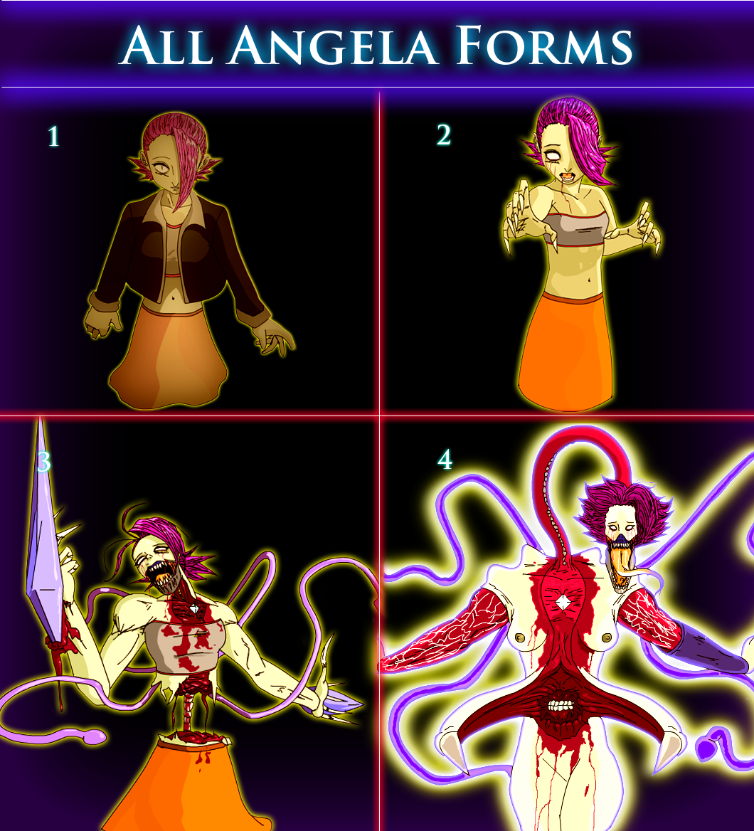 All Angela Forms Vers. 3