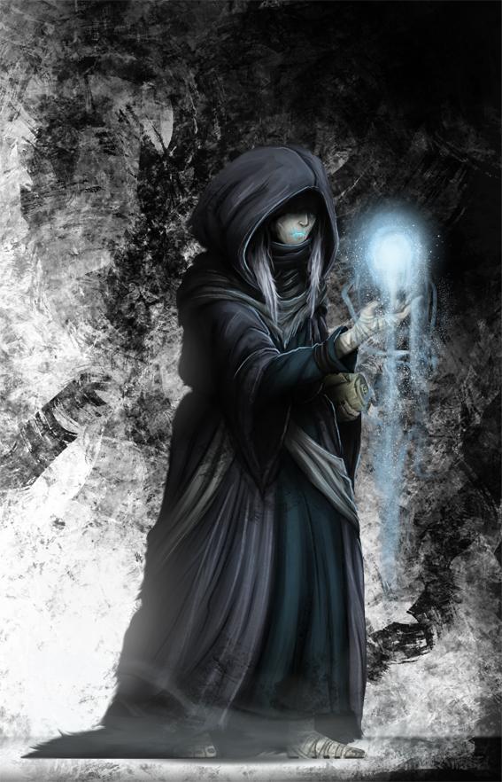 Coldsnap Sorcerer