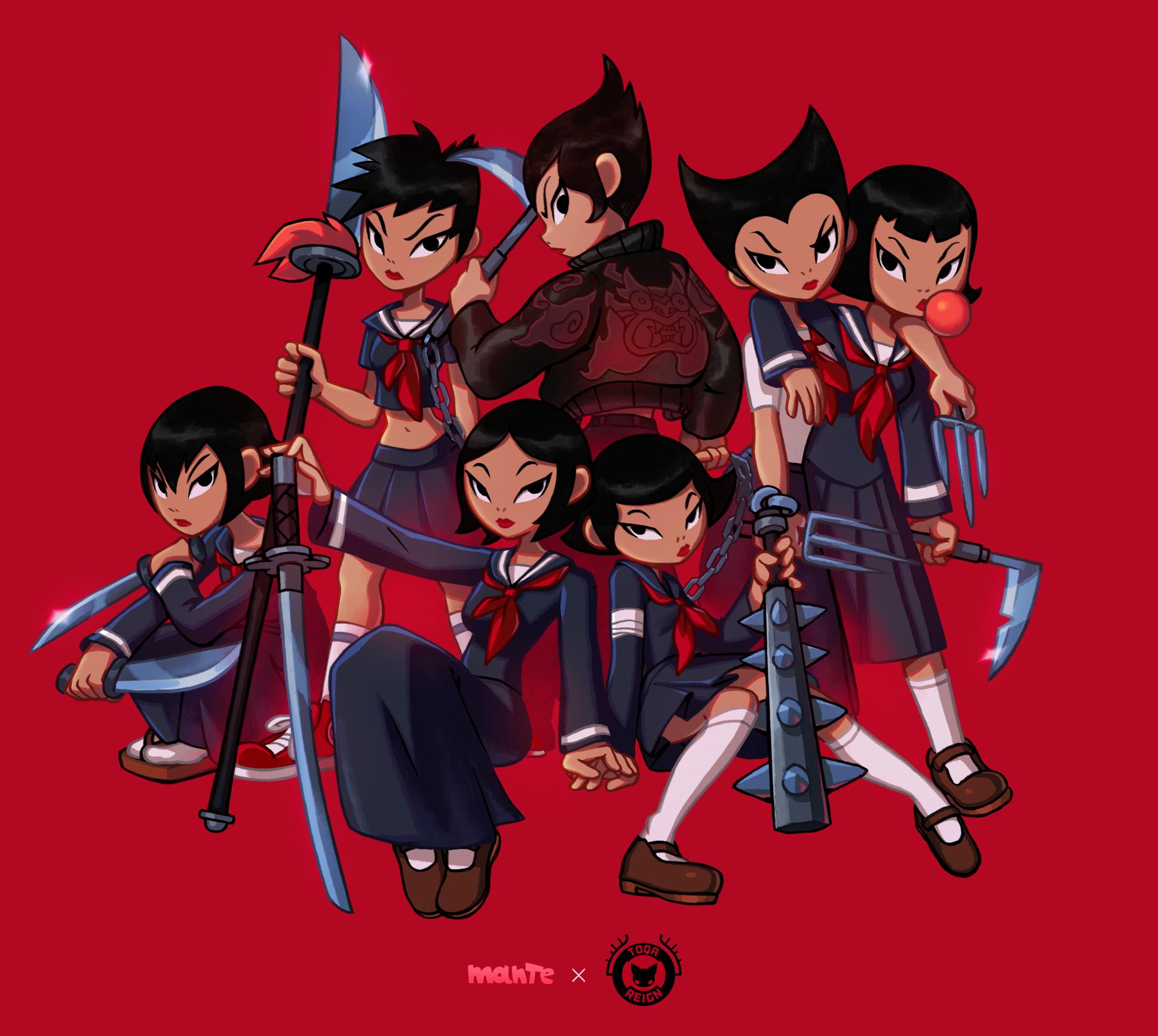 The Aku Gang