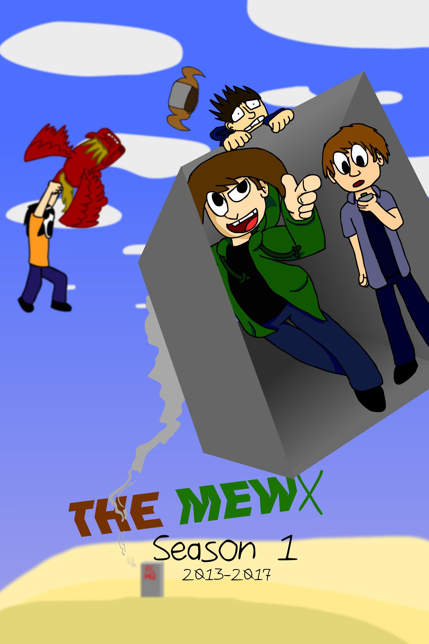 TheMewx Season 1 Poster