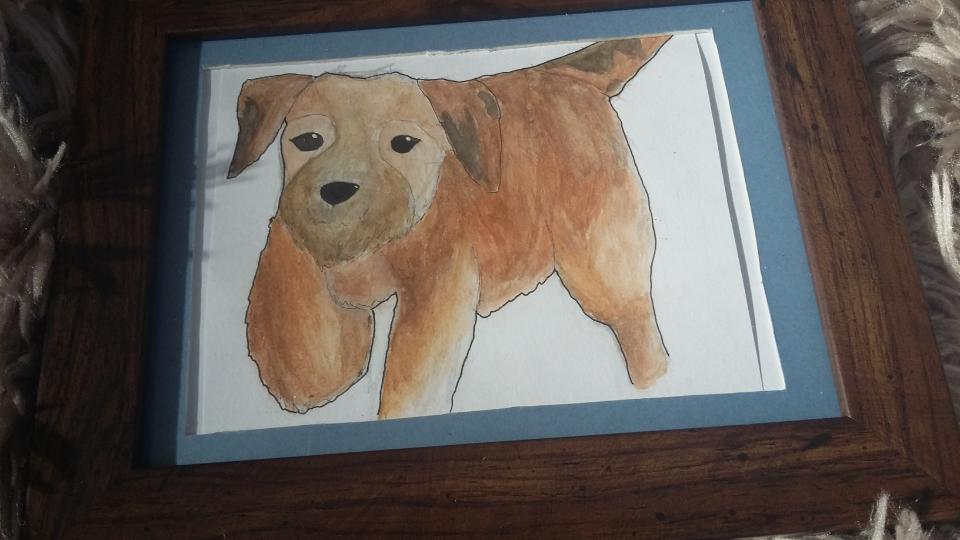 Leavers Dog