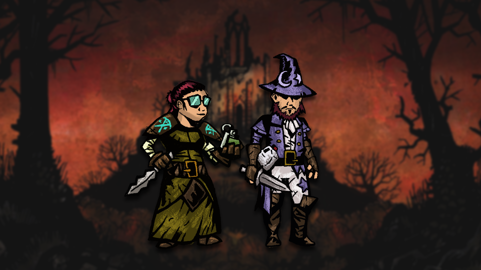 Darkest Dungeon Commission