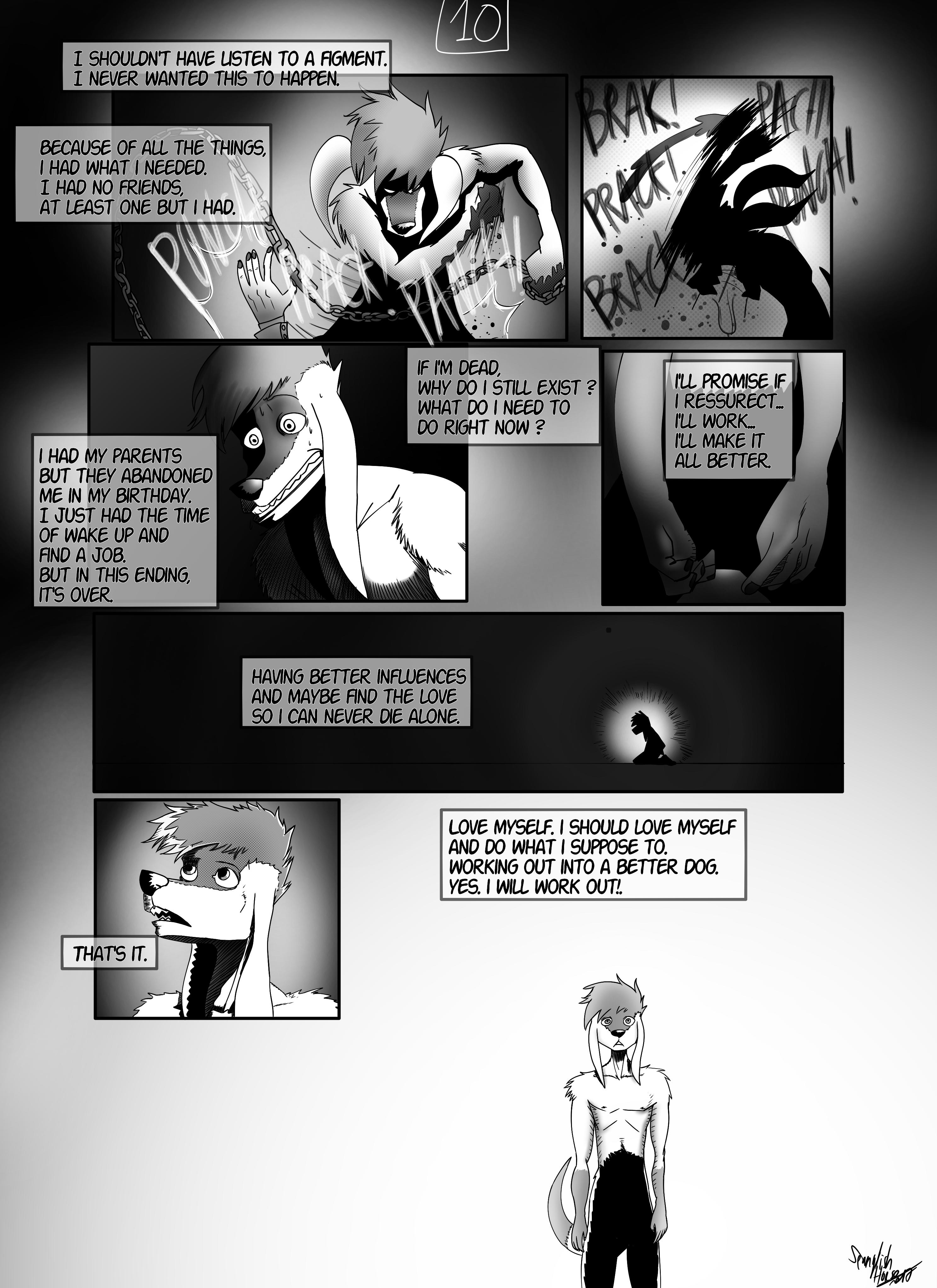 (Comic) Bob Vs Alfred Issue #2 (10/12)