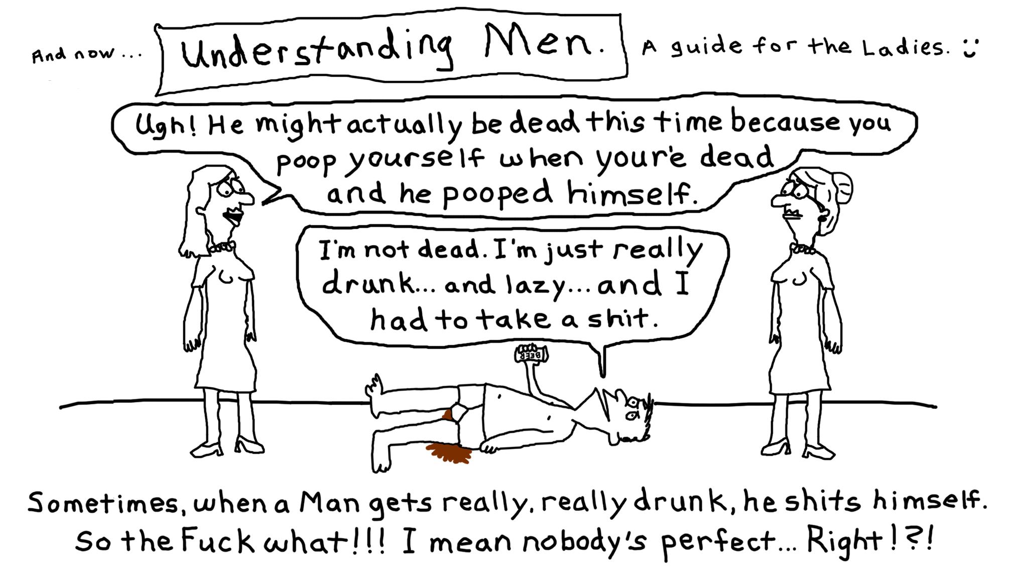 Understanding Men #11