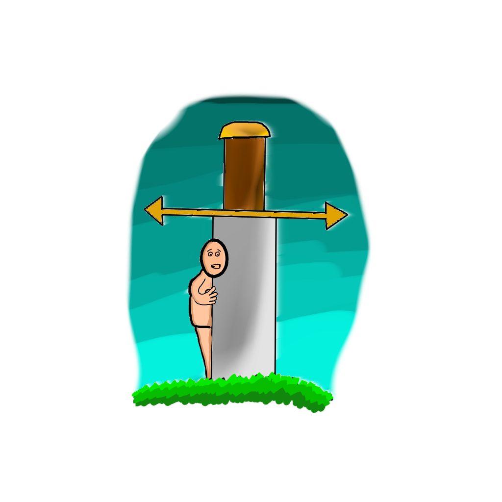 The Naked Swordsman