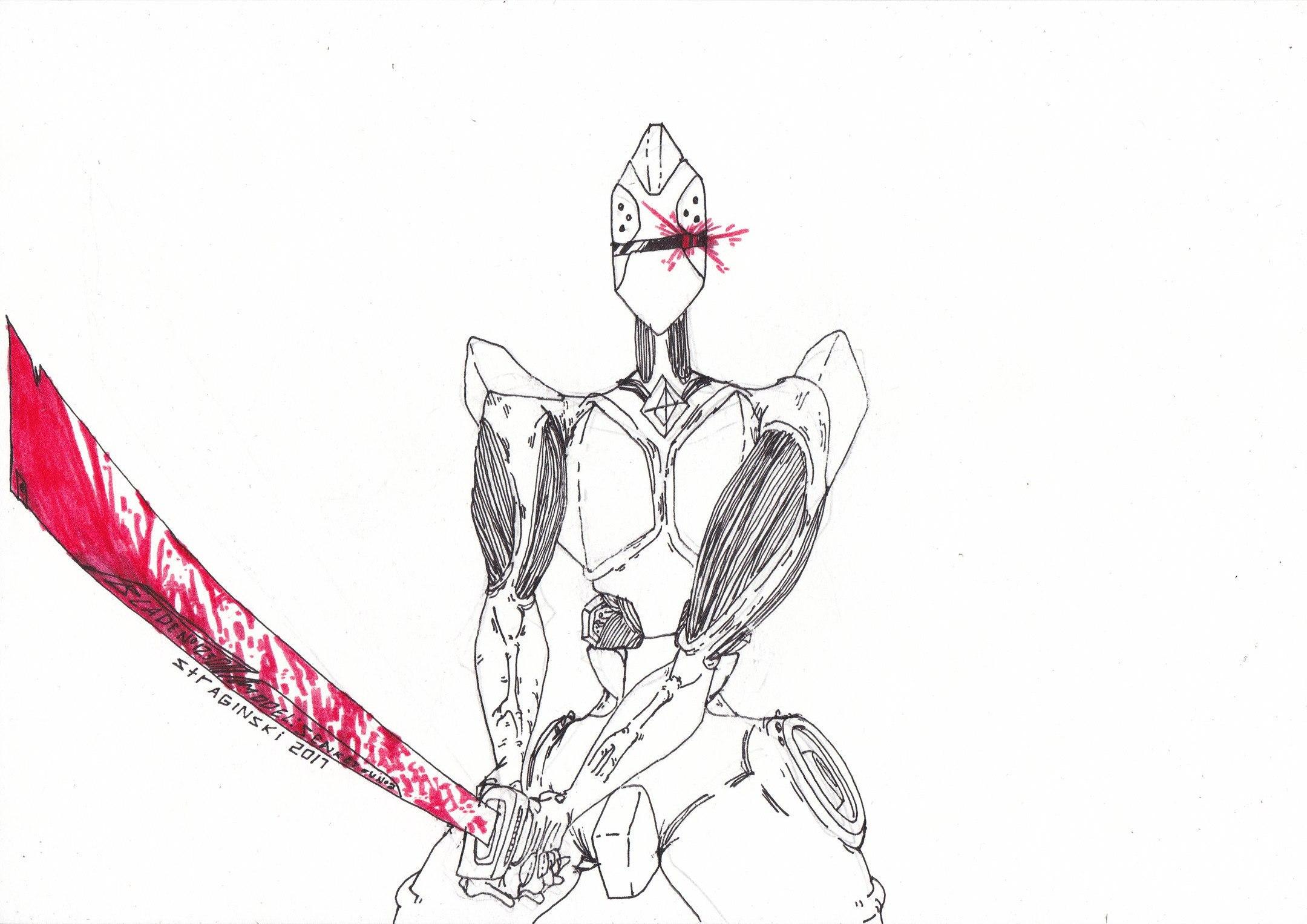 Blade №123